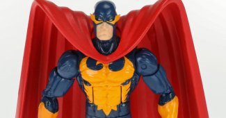 Hasbro Reveals Marvel & Star Wars Figures