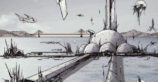 Image Comics' Port Of Earth Vol. 1 Hits In March