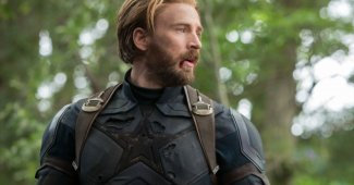 Infinity War Captain America Mystery Weapon Teased