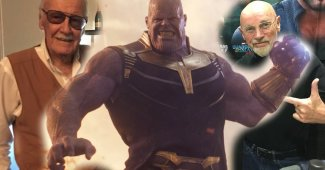 Infinity War Directors Give Stan Lee Jim Starlin Kudos