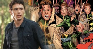 James Franco To Star In X-Men Multiple Man Movie