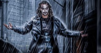 Jason Momoa The Crow