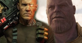 Josh Brolin Cable Thanos