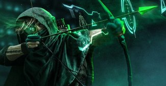 Zack Snyder Green Arrow