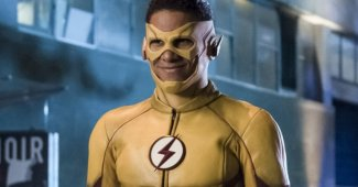 The Flash Season 5 Keiynan Lonsdale