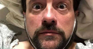 Kevin Smith Recovering From Massive Heart Attack