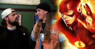Kevin Smith & Jason Mewes Appearing On The Flash