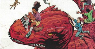 No Silver Surfer For Laurence Fishburne; It's Moon Girl And Devil Dinosaur