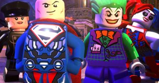LEGO DC Super-Villains Comic-Con