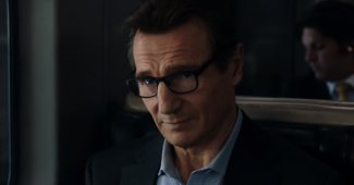 Liam Neeson Commuter Trailer