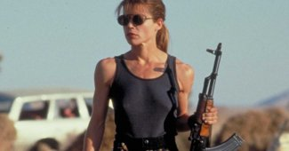 Terminator 6: First Look At Linda Hamilton