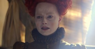 "Margot Robbie ""Mary Queen of Scots"" Trailer"