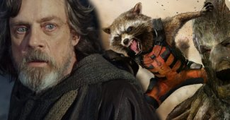 James Gunn Meets Mark Hamill For Guardians of the Galaxy 3?
