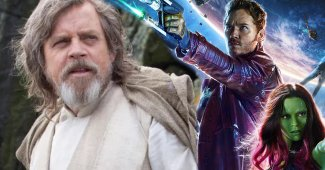 Mark Hamill On Guardians of the Galaxy 3 & Episode IX