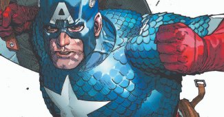 Marvel Comics Announces Captain America #1