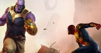 Infinity War marvel gaming