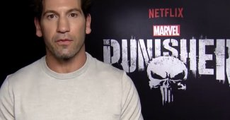 Jon Bernthaland Marvel's The Punisher take time to thank all the veterans out there for Veteran's Day.