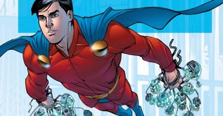 Mon-El Gets Comic Book Costume In CW Promo
