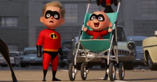 New Incredibles 2 Poster