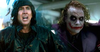 Nicholas Cage Would Play Joker or Doctor Doom