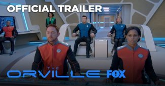 The Orville Season 2 Comic-Con Trailer