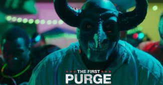 The First Purge BTS Footage