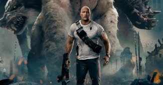Dwayne Johnson's Rampage Gets Moved Up & New Poster