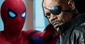 Samuel L. Jackson Spider-Man: Far From Home