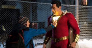 David F. Sandberg On Shazam! Trailer VFX