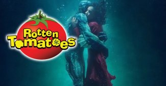 Rotten Tomatoes Score For Guillermo Del Toro's The Shape Of Water Is In!