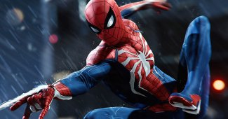 Spider-Man PS4 Comic-Con Trailer