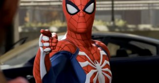 Spider-Man PS4 Trailer Features Avengers