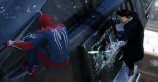 New Spider-Man PS4 Featurette Trailer