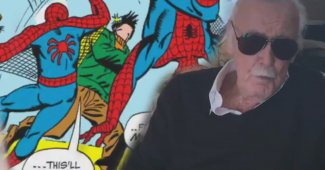 Stan Lee Honors Steve Ditko