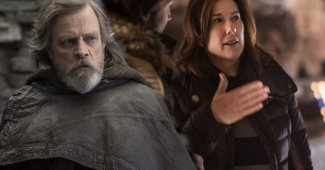 Star Wars A Mess: Kathleen Kennedy Leaving?