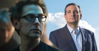 Senator Ted Cruz Wants James Gunn Prosecuted