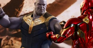 Thanos Hot Toys Infinity War Revealed