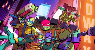 Rise of the Teenage Mutant Ninja Turtles Comic-Con Trailer