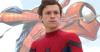 Tom Holland Teases Spider-Man: Far From Home Villain?