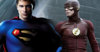 Tom Welling The Flash Superman