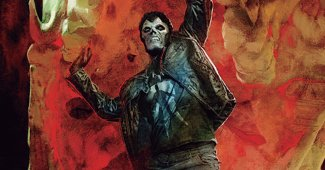 Valiant Comics Announces Shadowman #1 with Glow-in-the-Dark Brushed Metal Variant