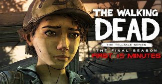 The Walking Dead - The Final Season: First 15 Minutes