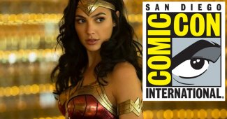 Wonder Woman 1984 Comic-Con