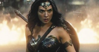 Wonder Woman 1984 Set Images From London and More