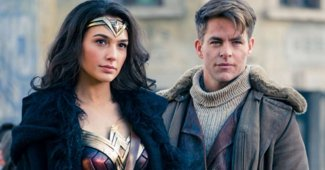 Wonder Woman 2 Chris Pine