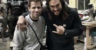 Zack Snyder Excited For Aquaman