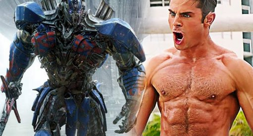 2018 Razzy Nominations Include Transformers, Baywatch and More