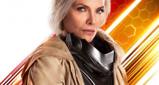 Ant-Man and the Wasp: First Look At Michelle Pfeiffer