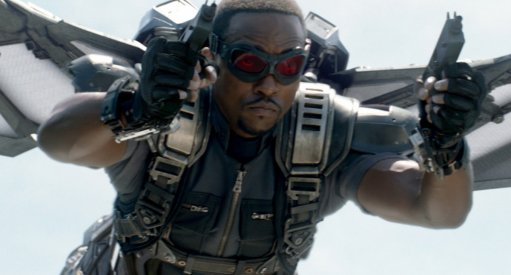 Super Heroes Are The Death Of The Movie Star Says Anthony Mackie