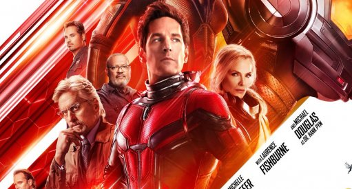 Ant-Man And The Wasp Poster Ahead of Trailer